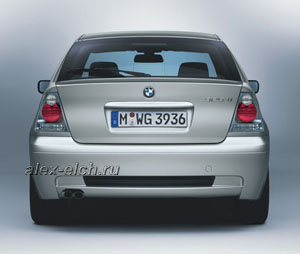 BMW Compact M (Sportpaket)