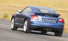 Chrysler Crossfire SRT6