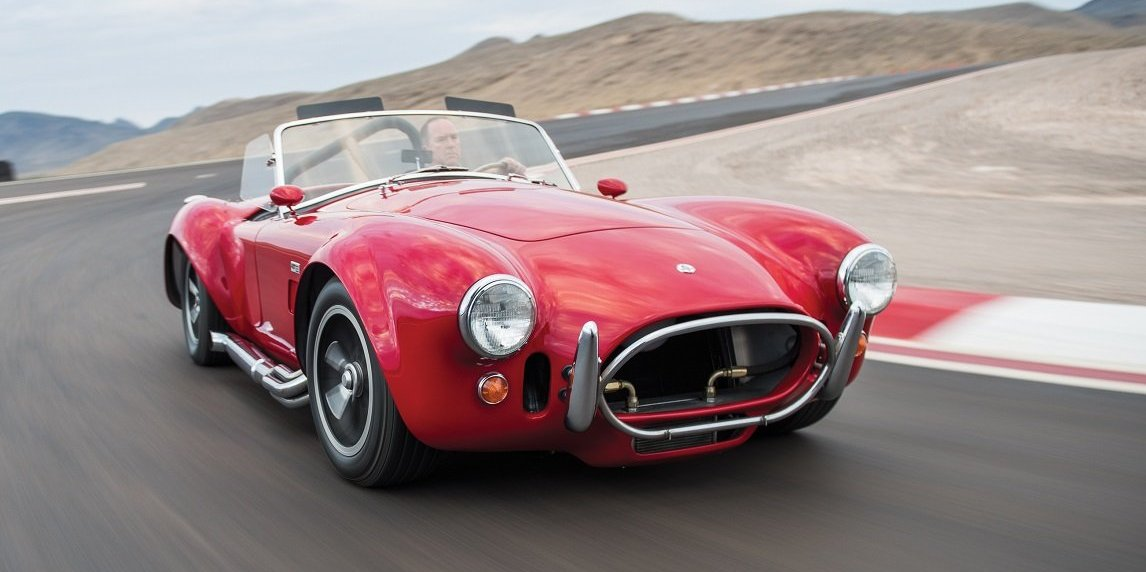AC Cobra 427 Mark III