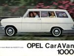 Opel Kadette A Caravan (1963-1965)